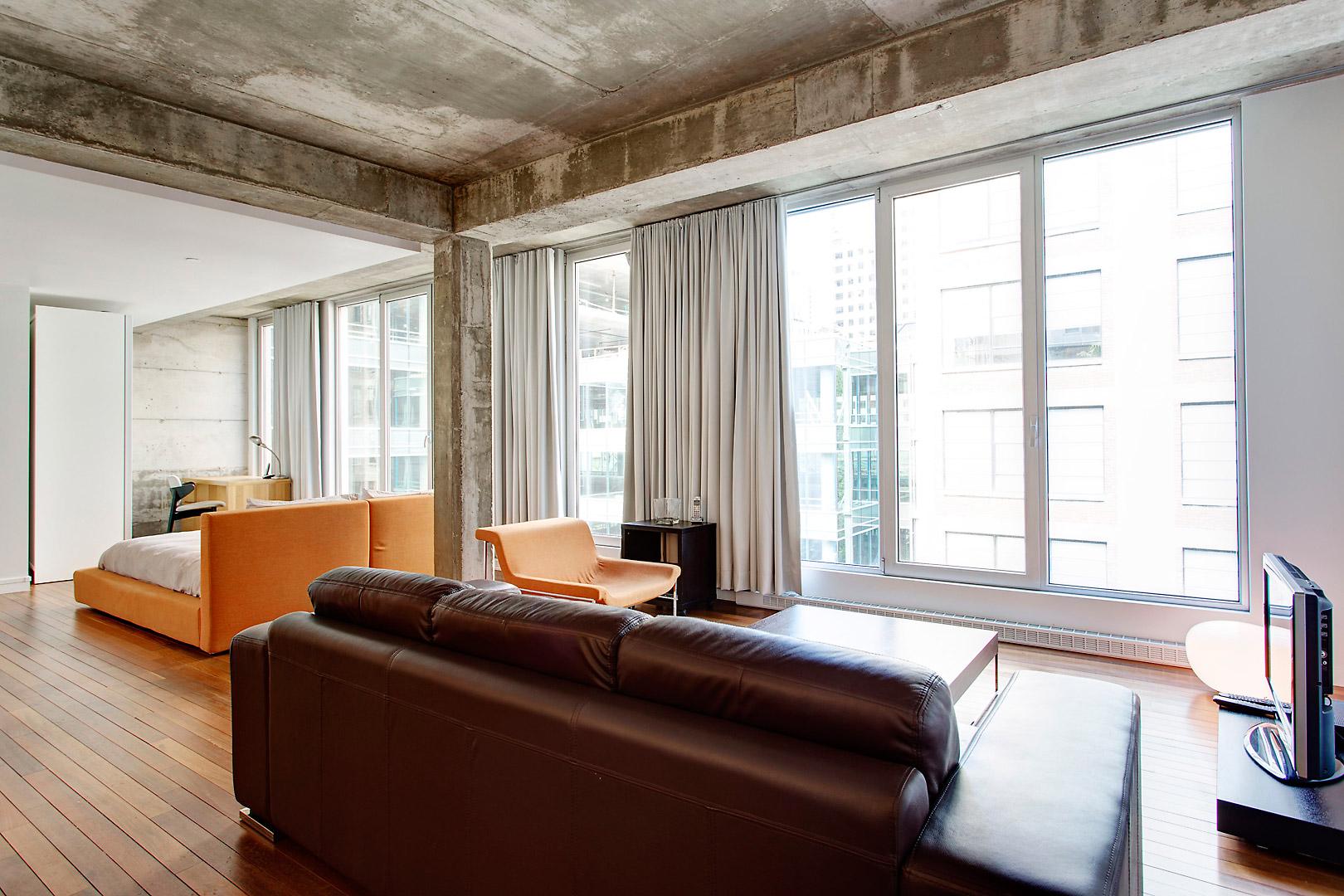 Loft studio louer ville marie montreal acheter loft for Studio a acheter