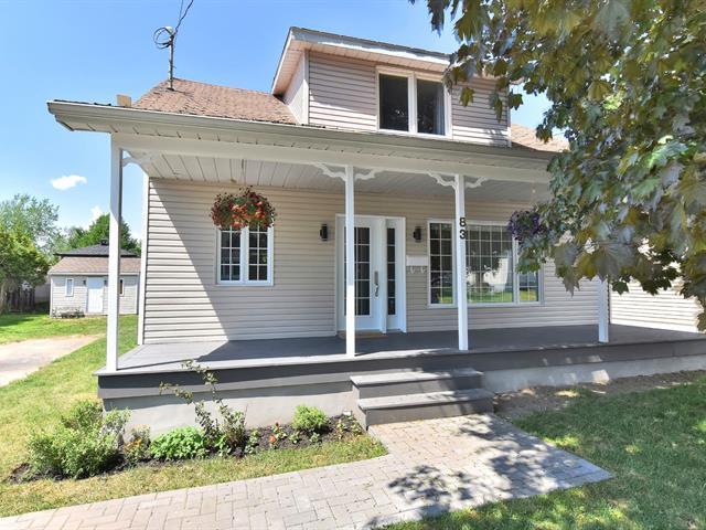 maison à vendre Châteauguay
