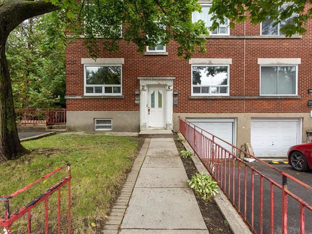 maison à vendre Montréal (Côte-des-Neiges/Notre-Dame-de-Grâce)