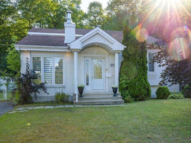 maison à vendre Boisbriand