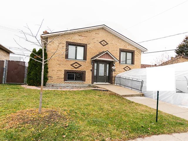 maison à vendre Montréal (Rivière-des-Prairies/Pointe-aux-Trembles)