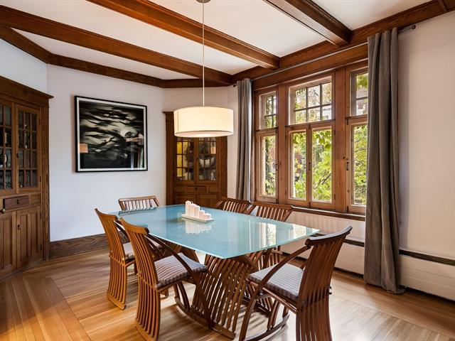 maison à vendre Outremont (Montréal)