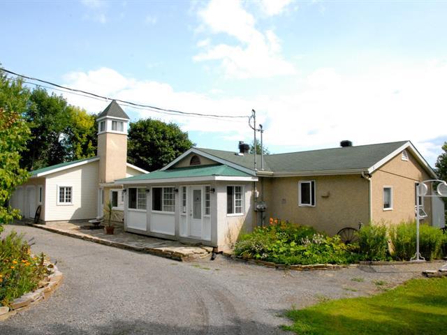maison à vendre Saint-Placide