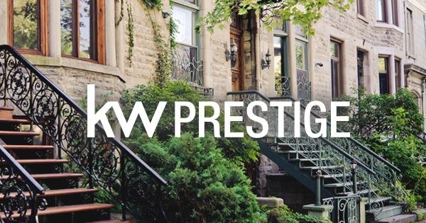 Kw prestige agence immobilière maison condo à vendre montréal